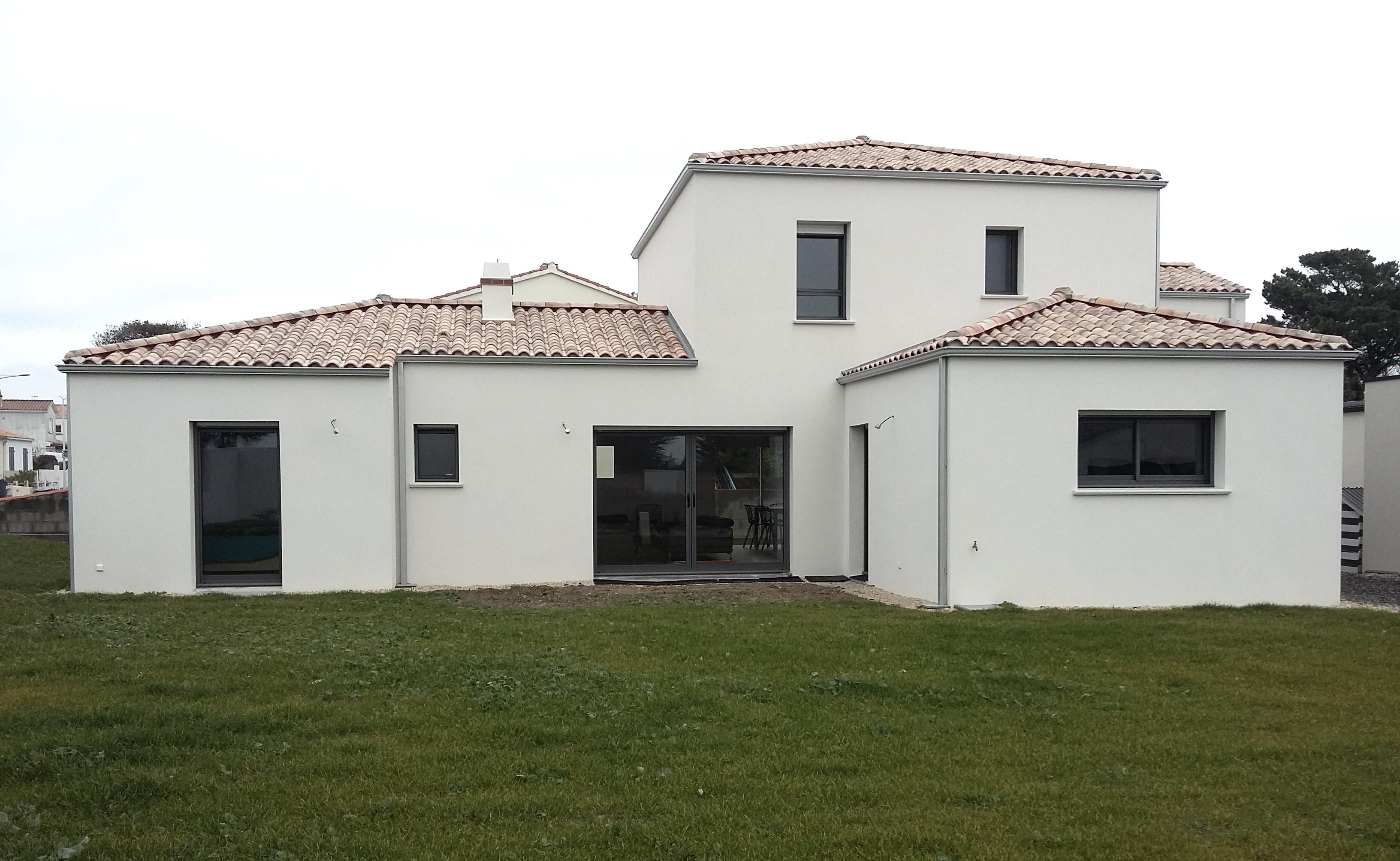 Maison neuve CABCL